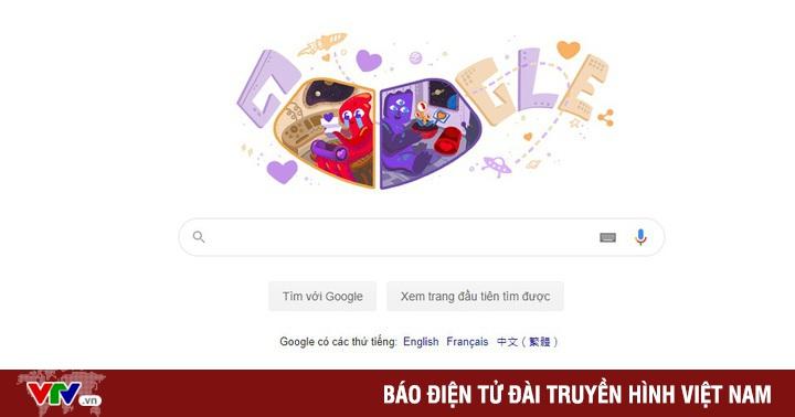 Google kỷ niệm ngày lễ tình nhân năm Valentine 2020