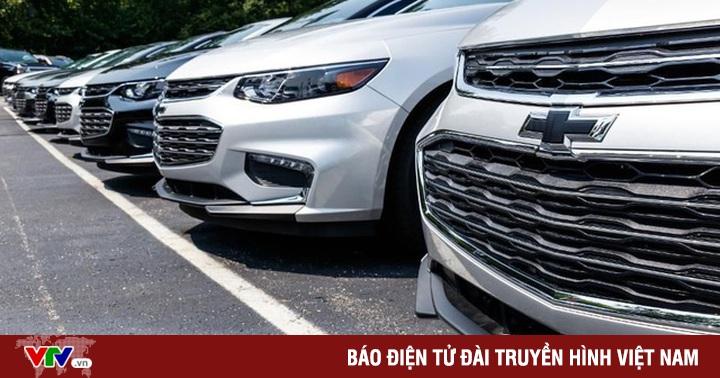 GM ngừng bán xe Chevrolet tại Thái Lan