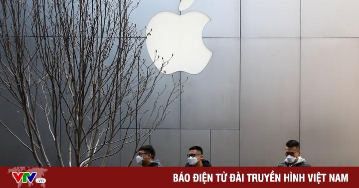 Virus Corona ''thổi bay'' hơn 30 tỷ USD của Apple