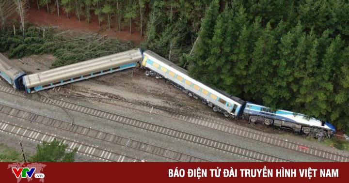 Tai nạn đường sắt ở Australia, ít nhất 2 người thiệt mạng