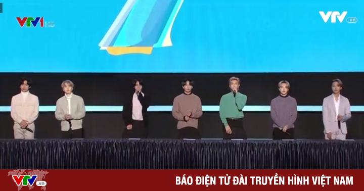 Họp báo giới thiệu album của BTS phải phát sóng trên YouTube vì COVID-19