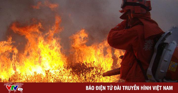 Trung Quốc: Cháy rừng lan rộng tại hai tỉnh Tứ Xuyên và Vân Nam