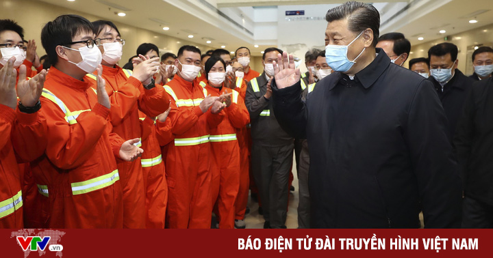 Trung Quốc sẵn sàng đưa nền kinh tế quay lại nhịp độ trước dịch COVID-19