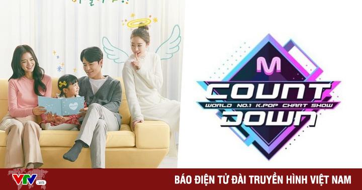 ''Hi Bye, Mama'' và ''M Countdown'' tạm dừng phát sóng