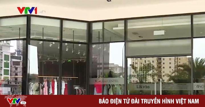 Các trung tâm thương mại lớn tại Hà Nội và TP.HCM tạm dừng hoạt động