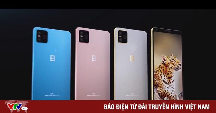 Bphone B86 - Smartphone với viền màn hình đều và không có... cằm