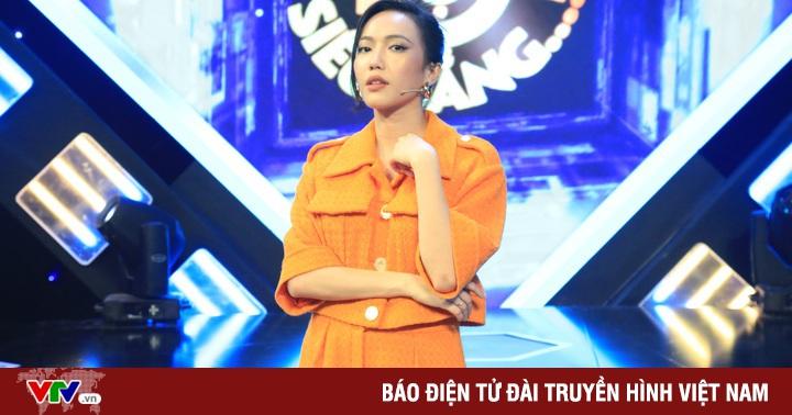 Ngô Kiến Huy ''cà khịa'' Diệu Nhi bán khô bò trên sóng truyền hình