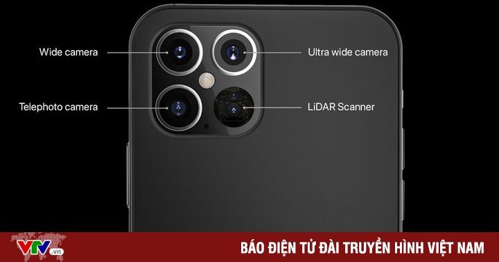 iPhone 12 có tới 3 ''ông lớn'' phục vụ camera