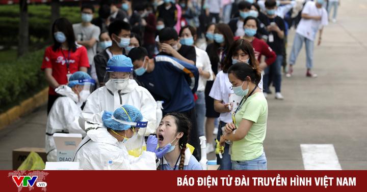 Trung Quốc xét nghiệm COVID-19 ''nhanh như chớp'' cho 9 triệu dân trong 9 ngày