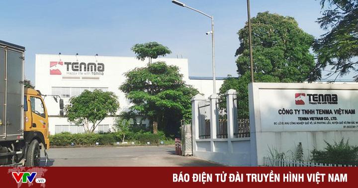 Đình chỉ 5 công chức thuế liên quan đến vụ việc Công ty Tenma Việt Nam