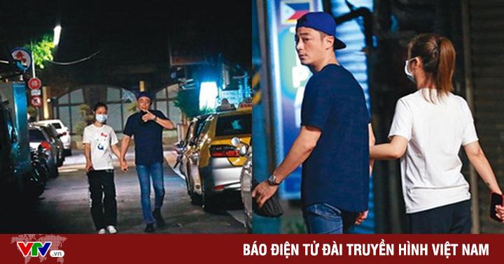 Lâm Tâm Như và Hoắc Kiến Hoa tay trong tay sau tin đồn ''lén lút ly hôn''
