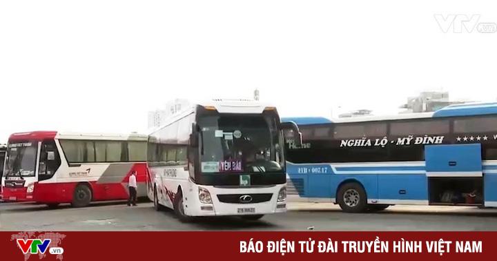 Hoạt động vận tải hành khách trở lại bình thường