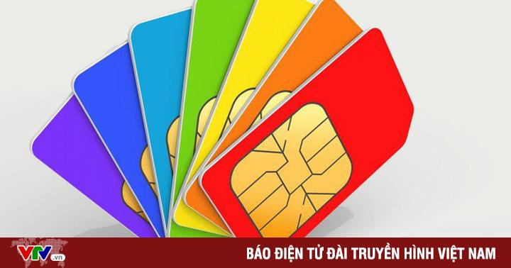 Dừng phát hành SIM mới của Viettel, VinaPhone và MobiFone trên kênh phân phối từ 1/6