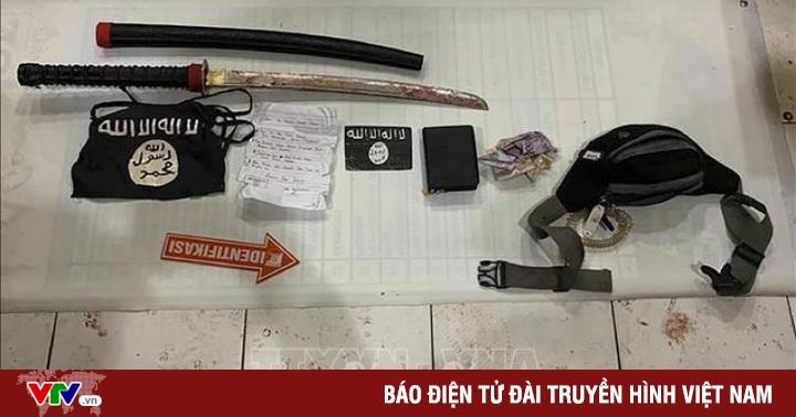 Tấn công khủng bố trên đảo Indonesia, 1 cảnh sát thiệt mạng