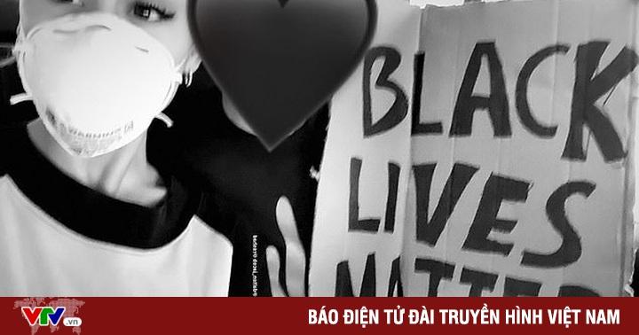 Ariana Grande tham gia biểu tình phản đối phân biệt chủng tộc