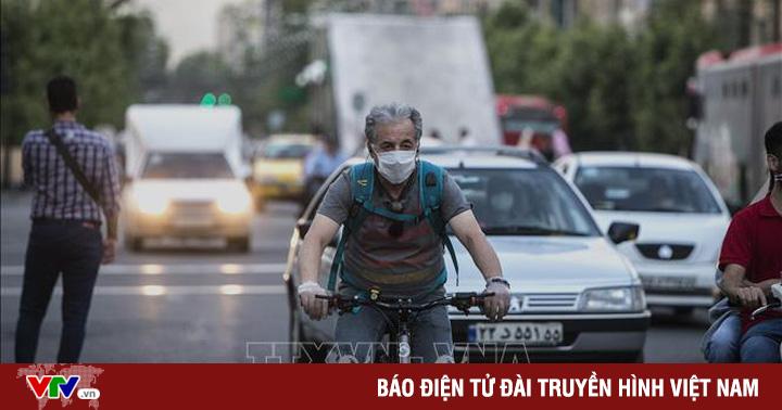 Iran tăng mạnh trở lại số ca nhiễm COVID-19  mới