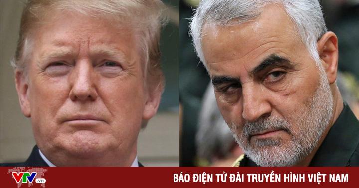 Iran ra lệnh bắt Tổng thống Trump, yêu cầu Interpol giúp đỡ