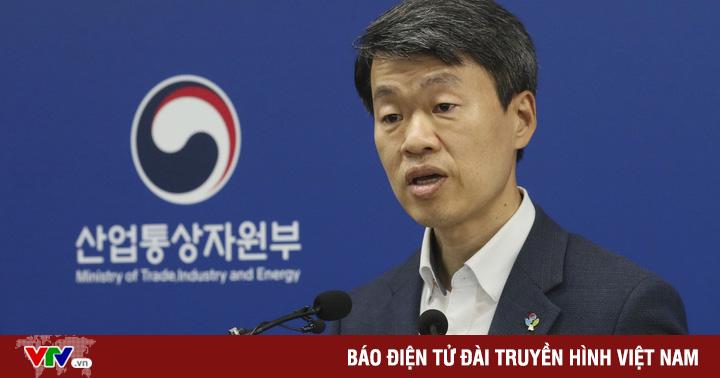 Hàn Quốc tiếp tục kiện Nhật Bản lên WTO