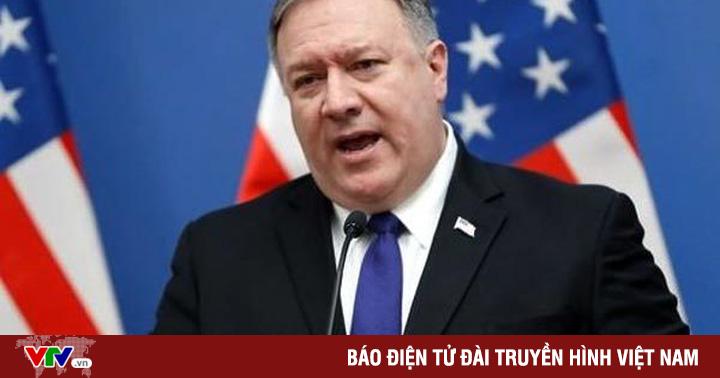 Mỹ gửi công hàm lên LHQ phản đối yêu sách của Trung Quốc ở Biển Đông