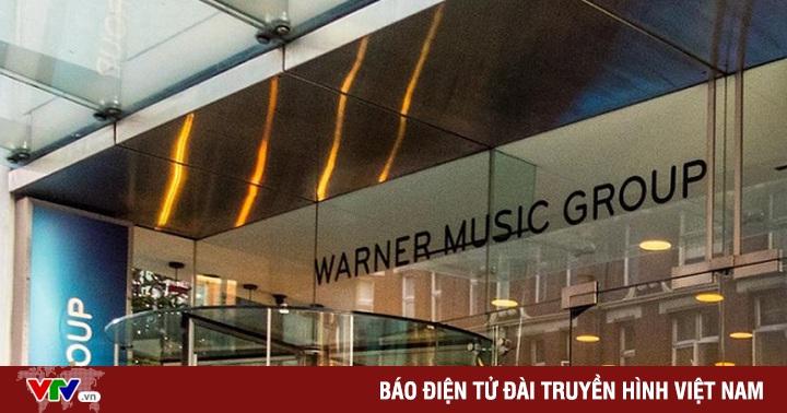 ''Ông lớn'' trong ngành âm nhạc thế giới Warner Music sắp tiến hành IPO