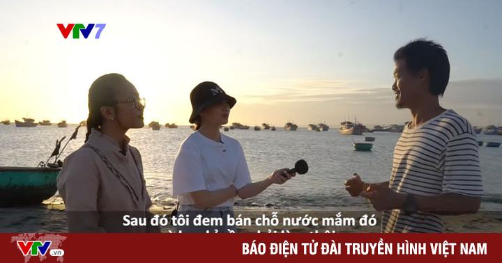 IELTS FACE-OFF số 11: Khám phá  làng nghề nước mắm nổi danh ở Phan Thiết