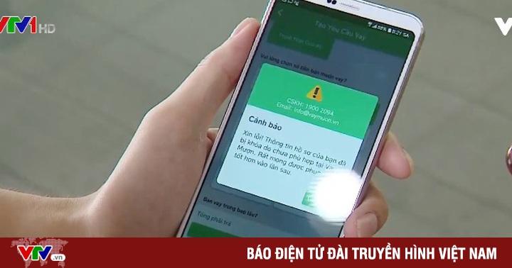 Vay tiền qua app: App ''mất hút'', người vay bỗng dưng hết nợ