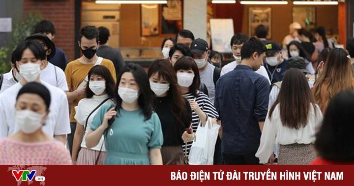 Số ca mắc COVID-19 tăng cao, Nhật Bản chưa tái ban bố tình trạng khẩn cấp