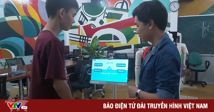 """Ra mắt robot trí tuệ nhân tạo """"made in Vietnam"""" hỗ trợ khám bệnh từ xa"""