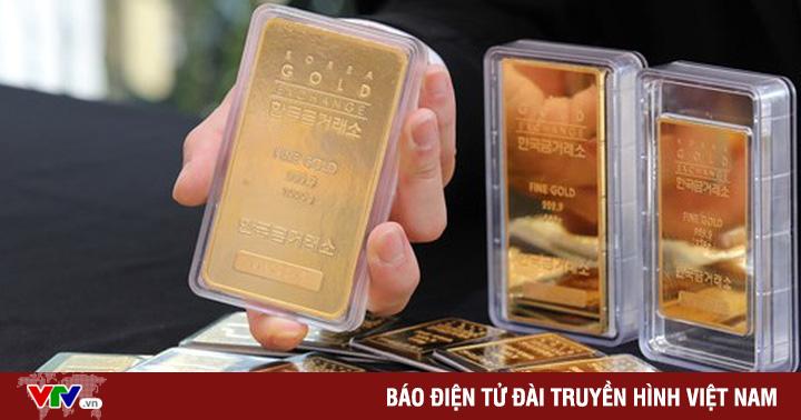 Giá vàng lần đầu tiên vượt ngưỡng 2.000 USD/ounce