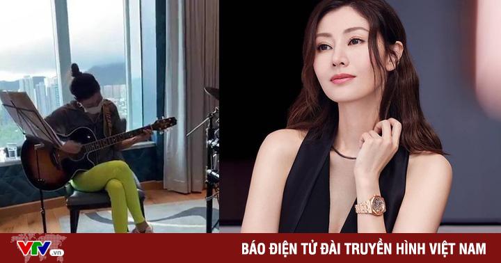 Cựu Hoa hậu HK Lý Gia Hân khoe ảnh ở nhà chọc trời, cư dân mạng xôn xao