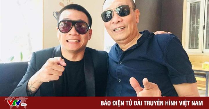 Nhà báo Lại Văn Sâm hội ngộ ''người anh em'' Wowy