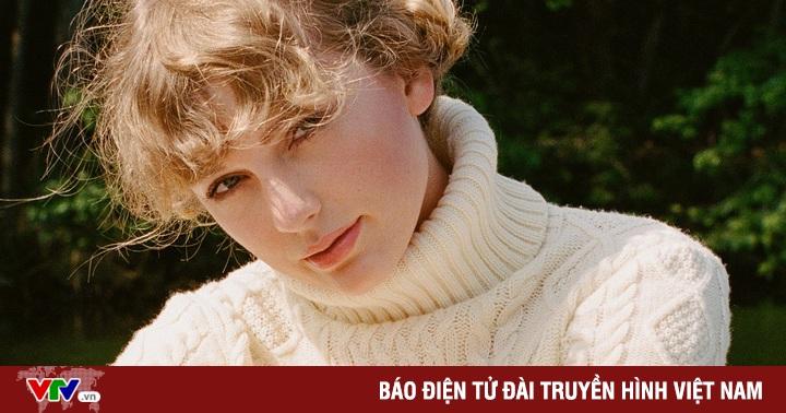Taylor Swift trở lại vị trí số 1 trên bảng xếp hạng Billboard 200 album