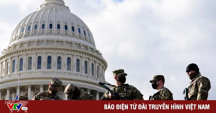 FBI sàng lọc tất cả thành viên của lực lượng Vệ binh Quốc gia