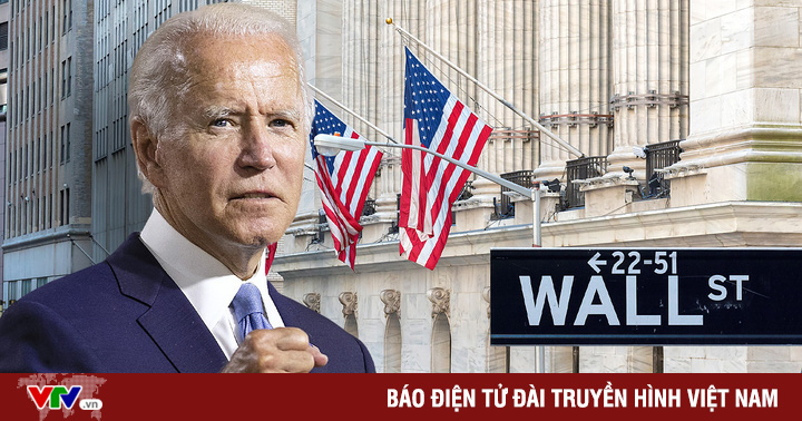 Tổng thống Joe Biden nhậm chức, phố Wall lập kỷ lục mới