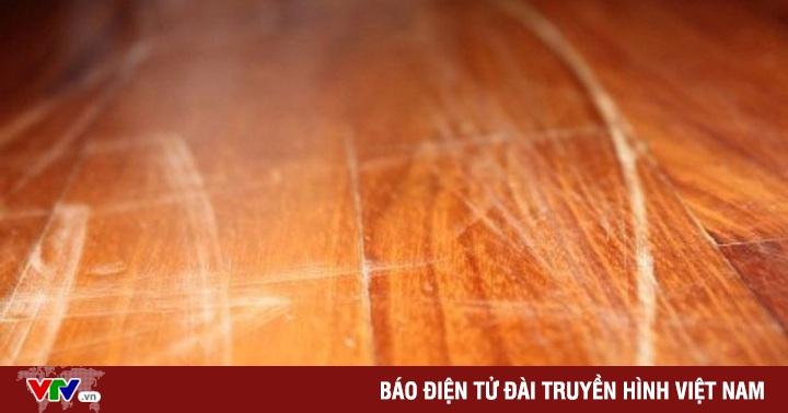 Mẹo giữ sàn gỗ luôn đẹp tự nhiên để đón chào năm mới