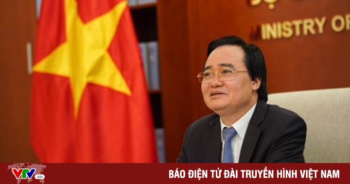 Giáo dục Việt Nam phấn đấu đạt trình