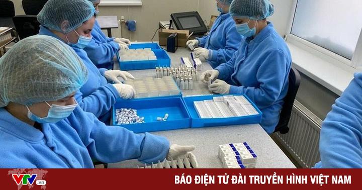 Khoảng 4 triệu người Nga đã được tiêm vaccine COVID-19