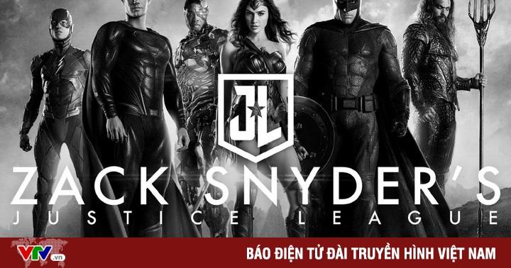 ''Justice League - Liên minh công lý'' bản chưa từng phát hành sẽ công chiếu trực tuyến tại Việt Nam