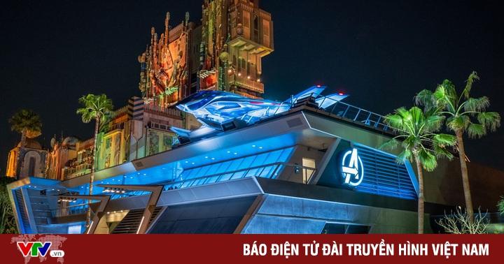 Disneyland sẽ ra mắt ''khuôn viên Avengers'' vào tháng 6
