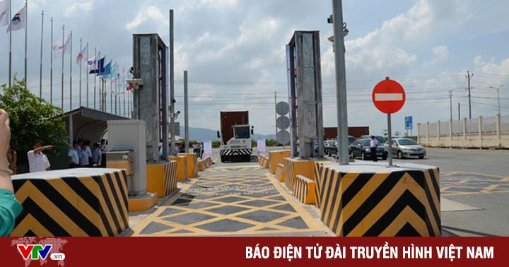 Khánh thành máy soi chiếu phóng xạ tại cụm cảng Cái Mép - Thị Vải