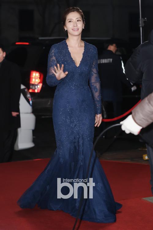 Nữ diễn viên nổi tiếng Song Yoon Ah - người được khán giả Việt Nam biết đến qua nhiều bộ phim Chị gái tôi