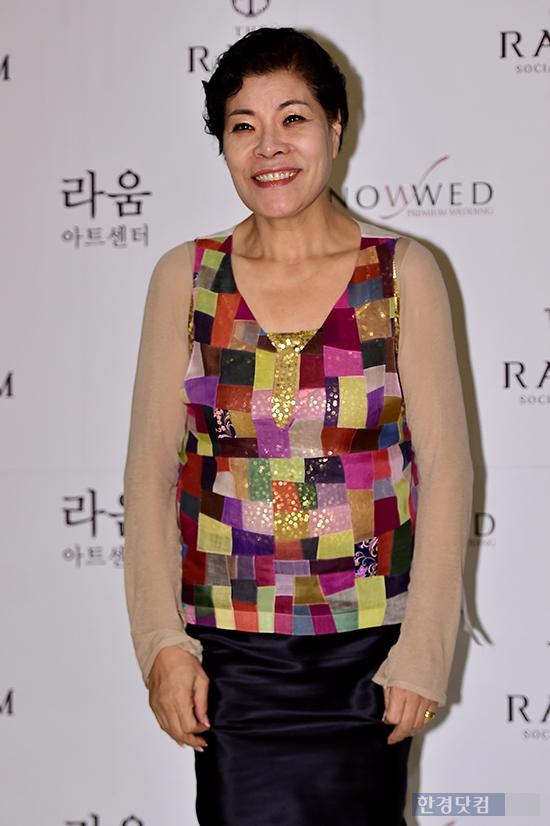 Nhà thiết kế Hanbok Park Sul Nyeo