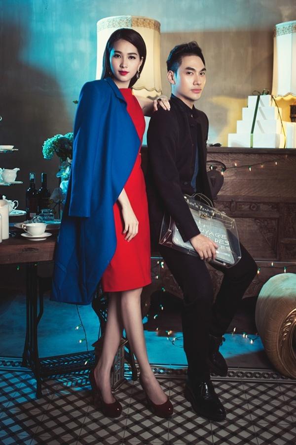 Cùng với hoa hậu Thu Thảo, NTK Lý Quí Khánh cũng là giám khảo tại cuộc thi này.