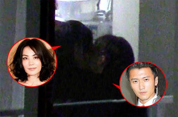 """Hiện tại quản lý của diva Hong Kong đã thừa nhận thông tin trên và bạn thân  của Vương Phi - Triệu Vy đã chia sẻ trên trang cá nhân: """"Ai đó ..."""