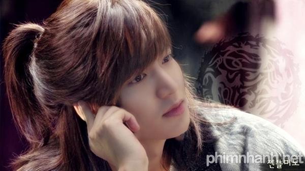 Vẻ đẹp củatướng quân Lee Min Hoo dưới trí tưởng tượng của fan