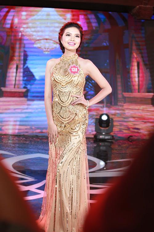 Top 20 thí sinh lọt vào chung kết Hoa hậu VN 2014 - 2