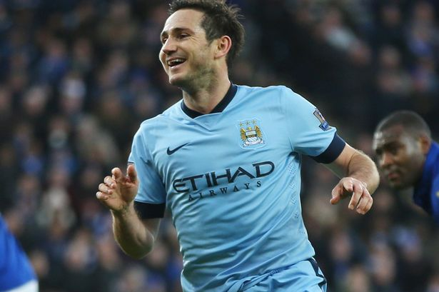Lampard, Chelsea, Man City