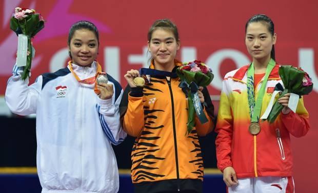 VĐV đầu tiên bị tước HCV Asian Games