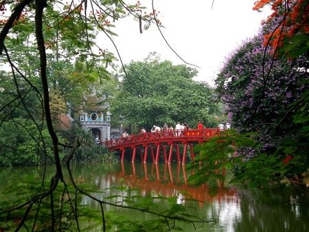 Hà Nội mang nhiều nét đẹp duyên dáng của Thủ đô văn hiến. (Nguồn: Dân trí)