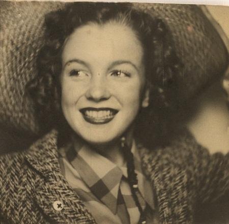 Những bức ảnh quý của Marilyn Monroe